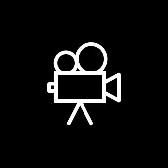 Icona spot e montaggio video